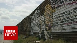 What Mexicans think of Trump's wall - It's over spics