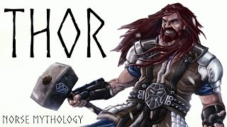 THOR  Norse Mythology : Top 10 Facts