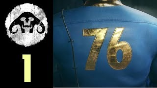 Fallout 76 (PC) #1 : First look (BETA)