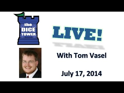 Tom Vasel Q & A, July 18, 2014