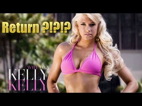 WWE Divas Returning ?? (Kelly Kelly, Lita, Stacy Keibler, Eve, Torrie Wilson, Melina)