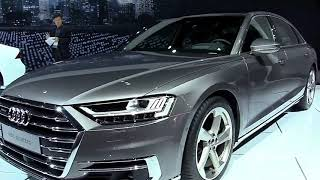 2019 Audi A8L Quattro Limited Edition Design Special First Impression Lookaround
