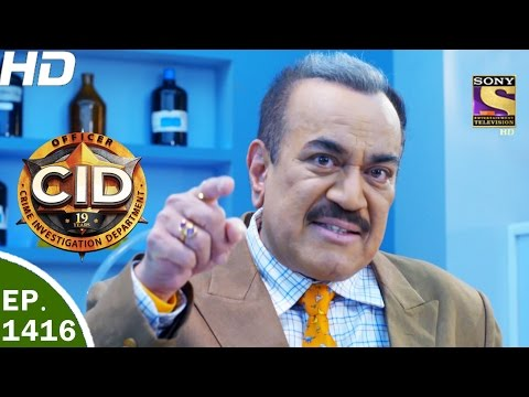 CID - सी आई डी - Ep 1416 - Khoon Ki Saazish - 15th Apr, 2017 thumbnail