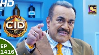 CID - सी आई डी - Ep 1416 - Khoon Ki Saazish - 15th Apr, 2017