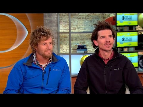 American climbers on harrowing climb up Mt. Everest