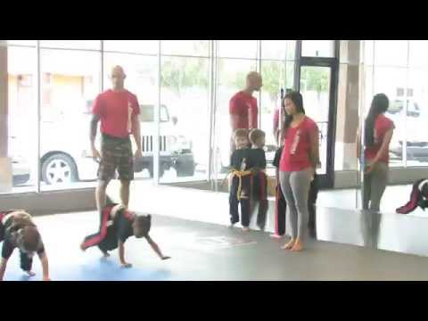 Jacksons Martial  Fitness Academy