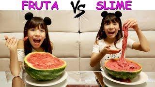 FRUTA VS SLIME