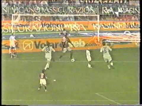 Milan-Roma  F  Coppa Italia 2002-2003  RIT