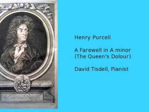 Пёрселл Генри - A Farewell