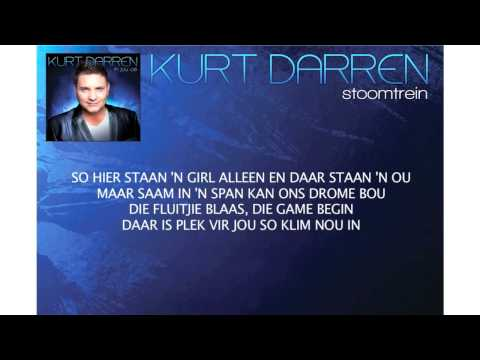 Kurt Darren - Stoomtrein [sing Saam] video