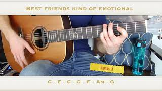 Download Lagu 6 Emotional Chord Progressions That will Make you Cry | Creative Fingerstyle Guitar Gratis STAFABAND