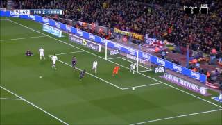Barcelona vs Real Madrid Second Half 22-03-2015 HD ENGLISH