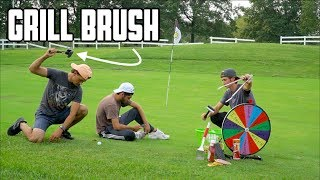 Cookout Golf Challenge | Wheel Of Not Ideal