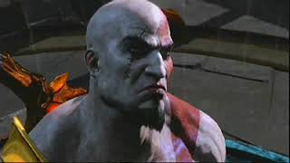 God Of War 3 Kratos Vs Hercules with different background music & Blades Of Athena