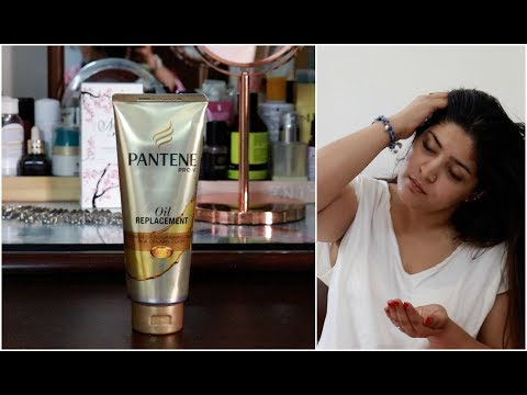Pantene Oil Replacement Review And Demo | Shreya Jain