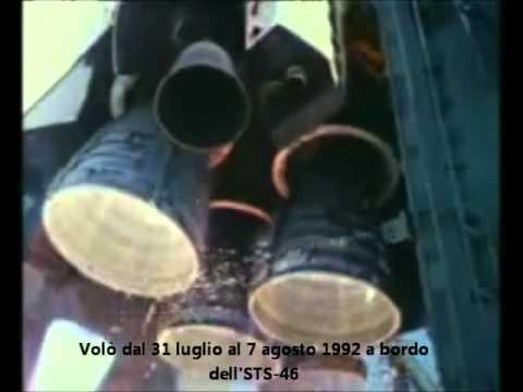 Astronauti italiani-Franco Malerba e Paolo Nespoli