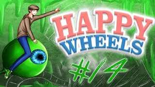 Happy Wheels - Part 14   THIS IS SPARTA!!!! EVEN MORE IMPRESSIONS