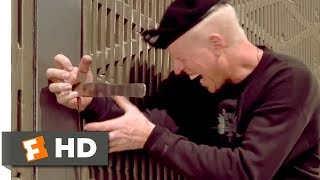 Starship Troopers (1997) - A Knife Lesson Scene (2/8) | Movieclips