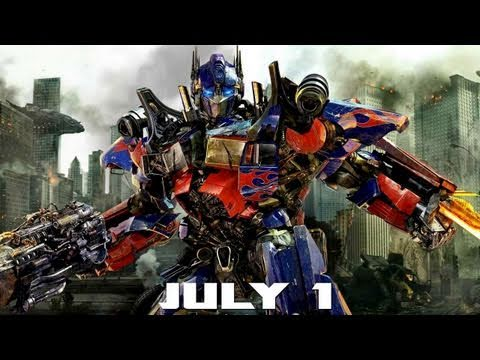 Transformers 3: Dark of the Moon - Official Movie Launch Trailer...