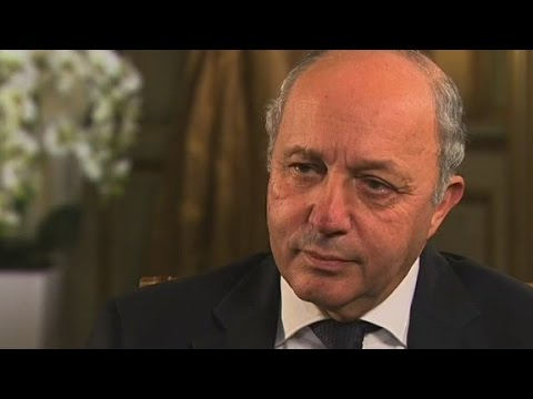 Fabius: There is no freedom without press freedom