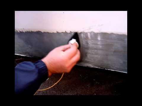 Wolksvagen LT- цинкуем дверь для защиты от коррозии.