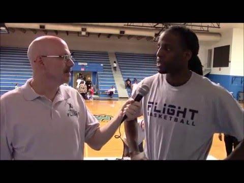 Florida Flight Ledonshay Johnson Post-Game Interview April 16, 2016