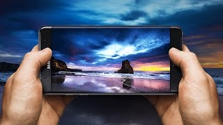 Обзор Samsung Galaxy Note 7: первые впечатления от смартфона.