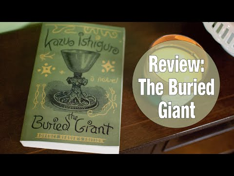 Review & Book Talk: The Buried Giant