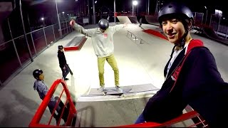 A Day In The Life:Skating is a Lifestyle! スケートライフ!当選者発表!