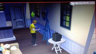 WIERD COOKING The Sims 4 #3