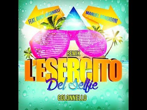 L'Esercito Del Selfie - Remix 128 Bpm