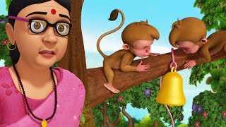 Grandma and the Demon Kahaniya   Hindi Stories for Children   Infobells