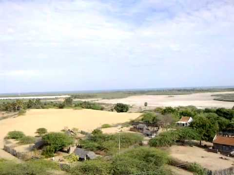 Dhanushkodi Tourist Place Scenary Tamil Nadu India video