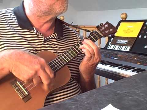 Hawaiian Suppa Man - Solo Ukulele - Colin Tribe On Leho Concert video