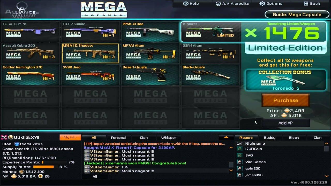 A.v.a Mega Capsule Season 2 ep