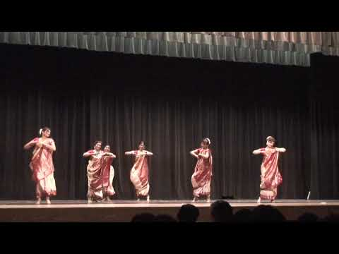 Bengali Folk Dance- Diwali 2009 video