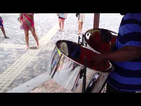 jamaica steel drums