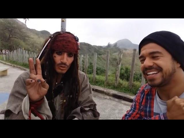 Drop com Pablo Queiroz: Jack Sparrow!