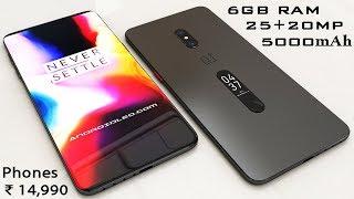 Best 10 Smartphone Under 15000   $200 with 6GB RAM in 2019