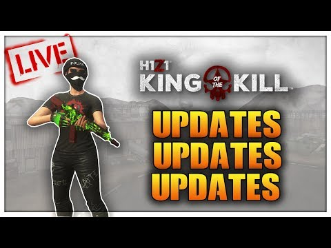 H1Z1 - NEW UPDATE! NEW SEASON! NEW SKINS! NEW CHALLENGES!