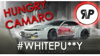 2016 Chevy Camaro a.k.a. WhitePu**y  by R.P. DESIGN