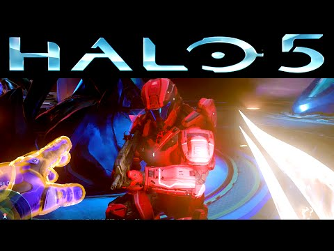 Halo 5 GAMEPLAY - [TRUTH] EXCLUSIVE Halo 5: Guardians Beta Gameplay