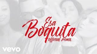 J Alvarez Ft. Zion y Lennox Esa Boquita [Official Music Remix]