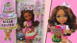 Cedar Wood Sugar Coated & Toffee Apple M&Ms - Ever After High
