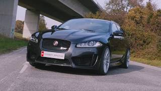 POGEA RACING | JAGUAR XF-RS SPORTBRAKE TUNING + WHEELS w EN SUB