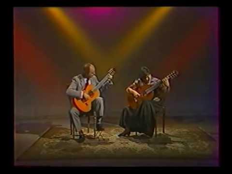 M. de Falla: Ritual fire dance - Evangelos&Liza guitar duo
