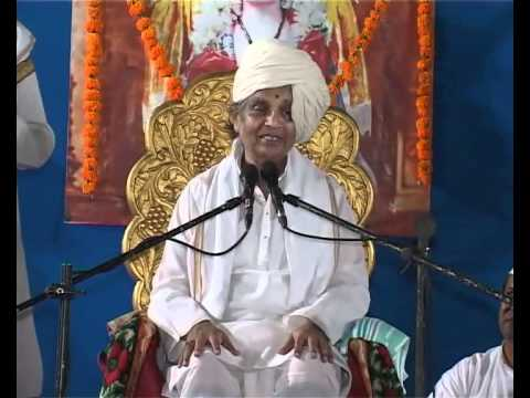 Baba Maharaj Satarkar At Uttung Sanskrutik Pariwar - Part 5 video