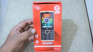 My Secondary Phone - ITEL IT5623 - Review - Super stylish & Featureful - Just RS.1500 | Greek Tech