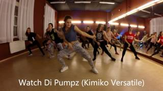 Tronixx - Wine Pon Di Koki. DanceHall routine by Veronika Shakhray. Shake City Dance Studio.