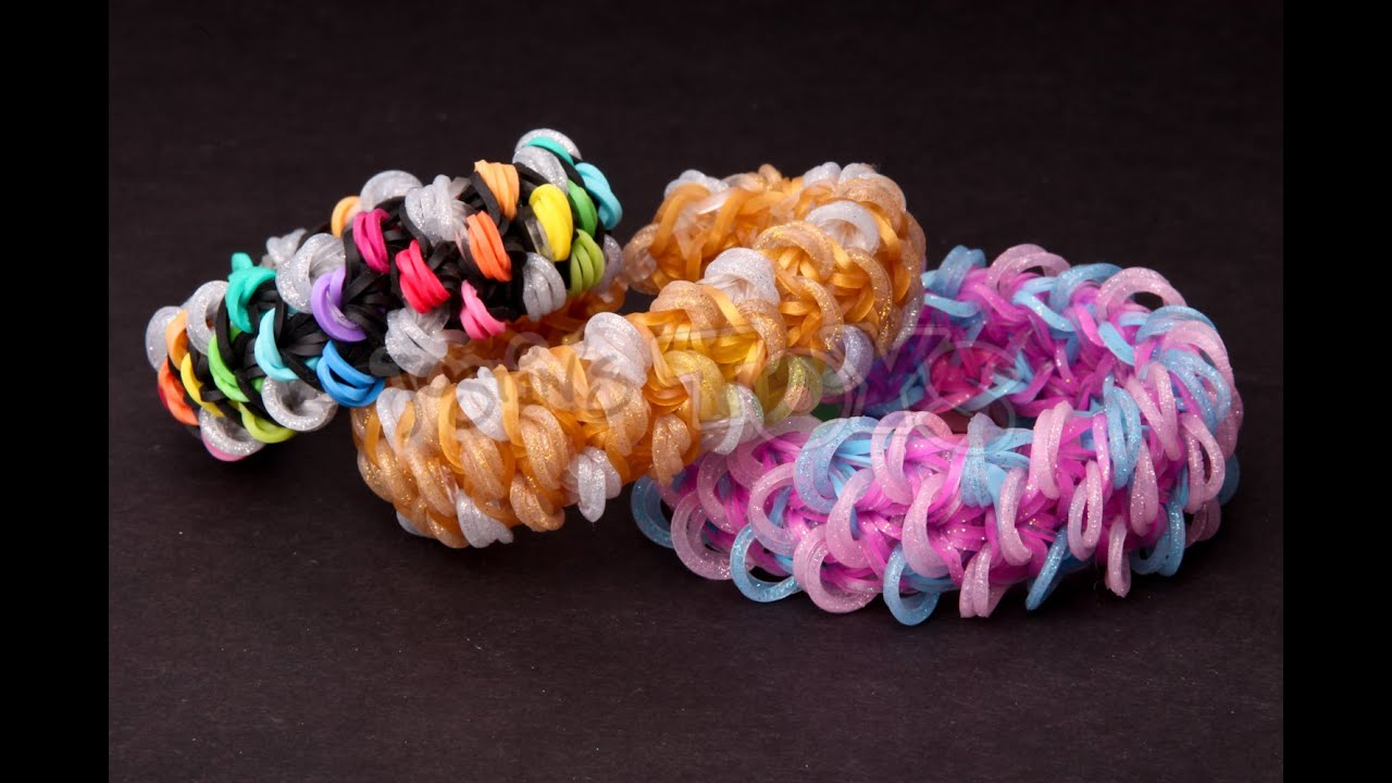How To Make A Mini Fish Scale Bracelet Very Hard Design